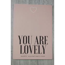 Carte postale Valentine's Day