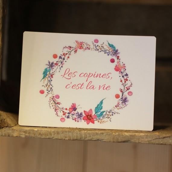 Carte postale Les copines The LELI