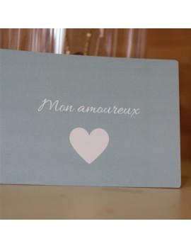 Carte postale Mon amoureux