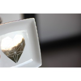 Coupelle Coeur Origami - leli concept store