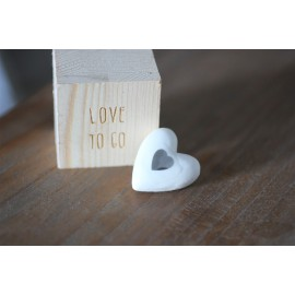 Porte bonheur coeur rader - leli concept store