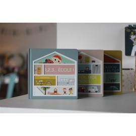 Livre 1, 2, 3 ... Ecole Lorea de Vos - leli concept store