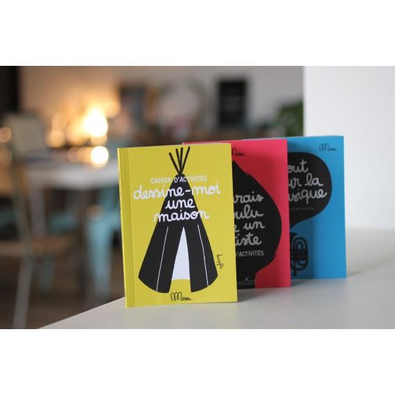 Dessine-moi une maison Minus Editions -leli concept store