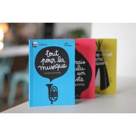 Tout pour la musique Minus Editions leli concept store