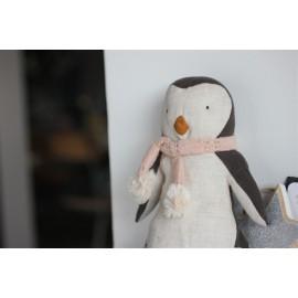 Doudou Pingouin fille Maileg leli concept store