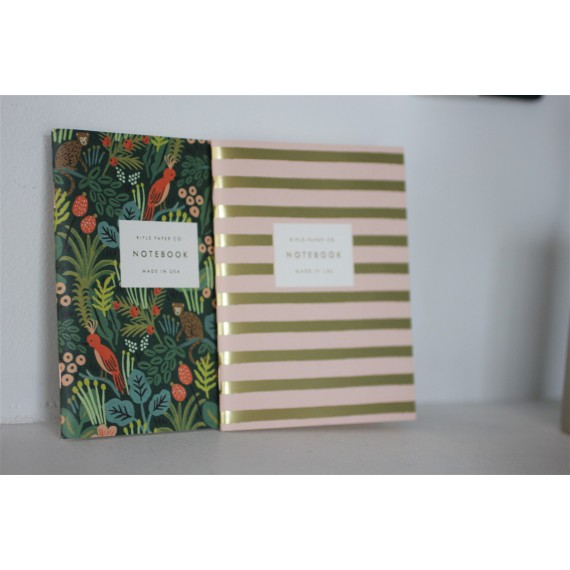 Duo notebook jungle Rifle Paper Co