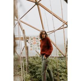 Pantalon Shine kaki Happy leli concept store