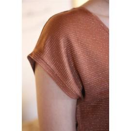 Tee-shirt Billo - PIECES