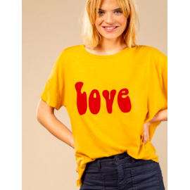 Tee-shirt LOVE - Five