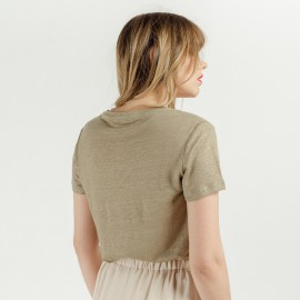 Tee-shirt FLEUR - ART LOVE