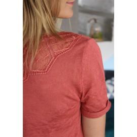 Tee-shirt Sumi - VILA - leli concept store