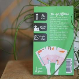 Jeu dilemnes absurdes - Editions Minus - leli concept store