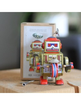 Mini robot radar