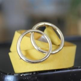 Ceinture Karrin jaune - Pieces - leli concept store
