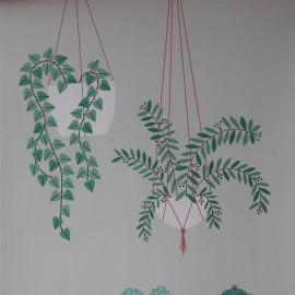 Affiche Plantes - ZÜ - leli concept store
