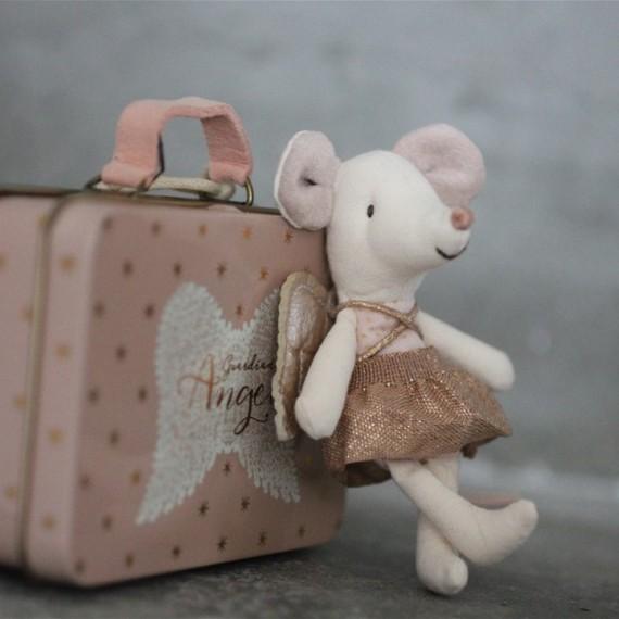 Ange Petite Souris valisette - Maileg - leli concept store