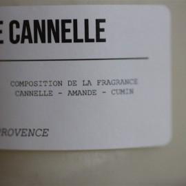Bougie Saupoudré de canelle - Candlebox- leli
