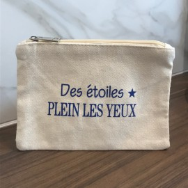 """Pochette """"Des étoiles PLEIN LES YEUX"""""""