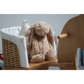 Peluche Lapin biscuit - Jellycat -- leli concept store