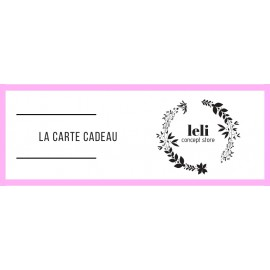 E-carte cadeau 200€ The LELI