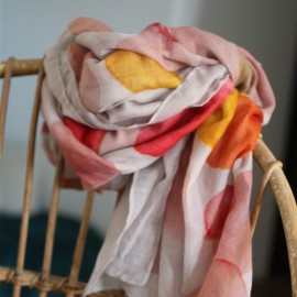 Foulard Poetry - Raeder - leli concept store