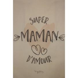 Tote bag Maman d'amour leli concept store