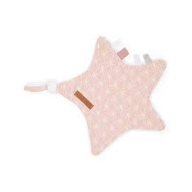 Doudou Etoile Adventure Pink - Little Dutch