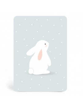 Carte Lapin - Zü