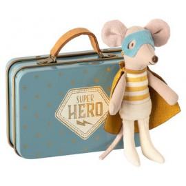 Super Héros Petite souris Maileg valisette leli concept store