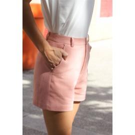 Short Cassandre rose leli concept store