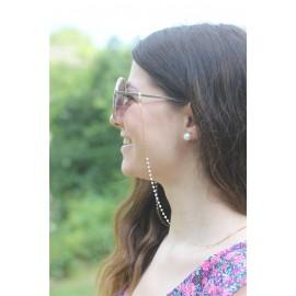 Chaîne de lunettes Julie leli concept store