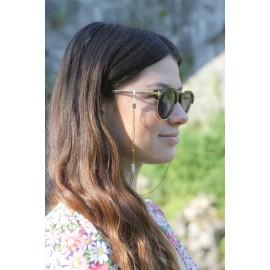 Chaîne de lunettes Davina leli concept store