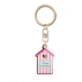 Porte-clés Maison de vacances - Crea Bisontine