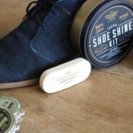 Travel Shoe shine kit - Gentlemen's Hardware - leli concept store