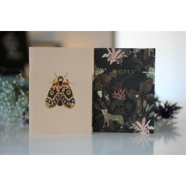 Duo de carnets Papillon & Savane - All The Way To Say - leli concept store