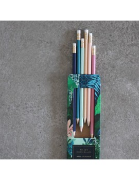Set de crayons à papier Wild - All The Way to Say