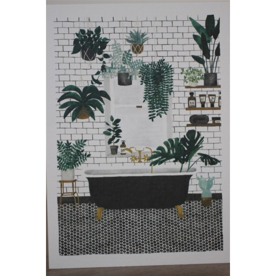 Carte Bathroom - All The way To Say - leli concept store