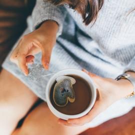Sachets de thé Tea HEritage flon et moufle _ lei concept store