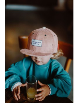 Casquette Enfant Sweet Candy Velours - Hello Hossy
