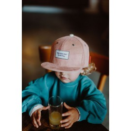Casquette Enfant Sweet Candy Velours - Hello Hossy -leli concept store