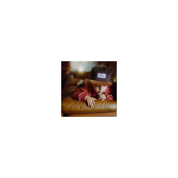 Casquette Enfant Brownie casquette Velours - Hello Hossy  leli concept store