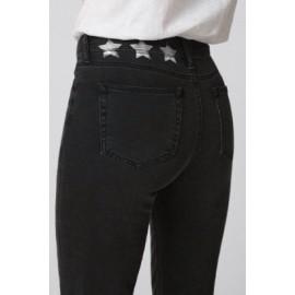Jean slim noir Colette - Five jeans