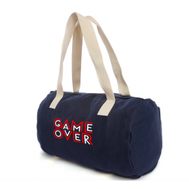 DUFFEL BAG Game Over - French Disorder