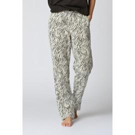 Pantalaon Nelly Zebre - Five Jeans