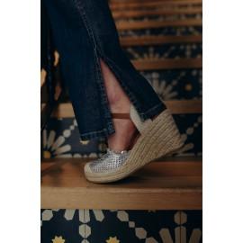 Sandales compensées SD 2250 - Vanessa Wü