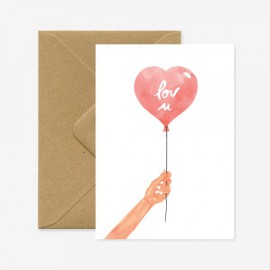 Carte Love U - All The Ways To Say - leli concept store