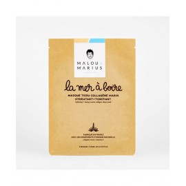 Masque hydratant - La mer à boire Homme - Malou et Marius
