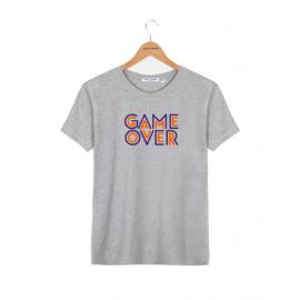 Tee-shirt Sacha Game over - French Disorder