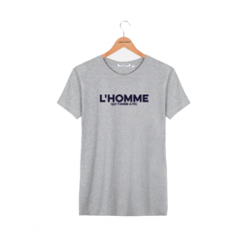 Tee-shirt Alex l'homme qui tombe à pic - French Disorder