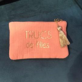 Pochette trucs de filles - mila and stories